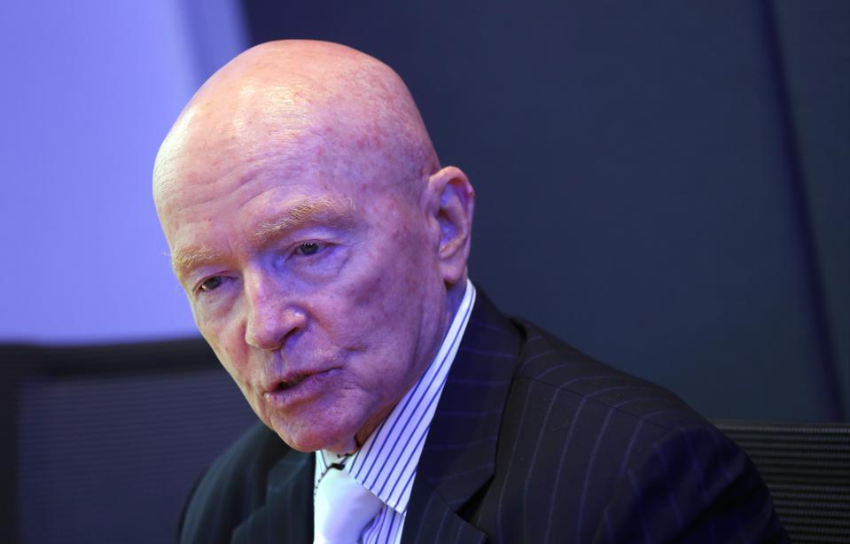 Interview with Mark Mobius, emerging markets fund manager at Franklin Templeton Investments, at his offices in Central. 30MAR16 SCMP/Jonathan Wong