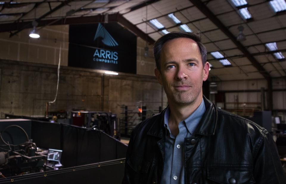 Arris Composites, manufacturing, innovation, venture capital, startups, technology, NEA