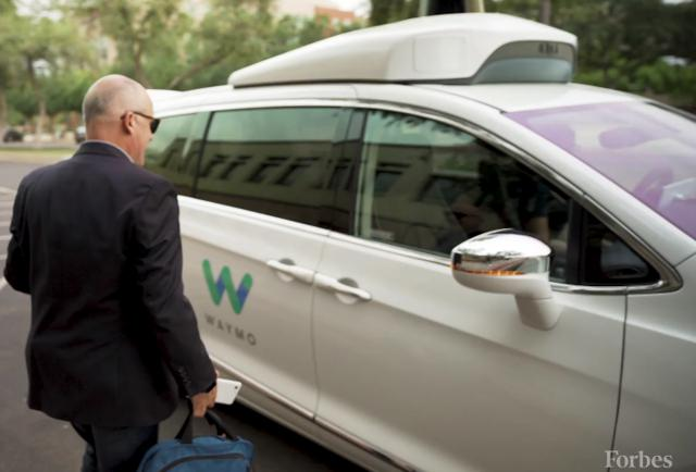 Hand Gestures And Horses: Waymo's Self-Driving Service Learns To Woo The Public