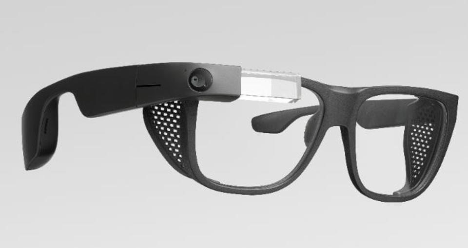 Google Glass Enterprise Edition 2 will have a better camera and longer battery life.