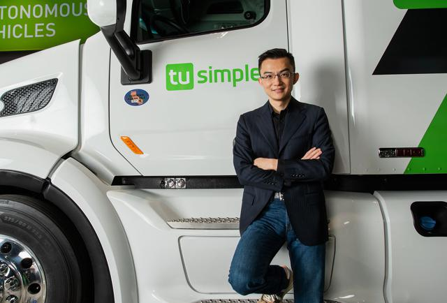 Robo-Truck Unicorn TuSimple Hauls Mail For US Postal Service In Paid Test Runs