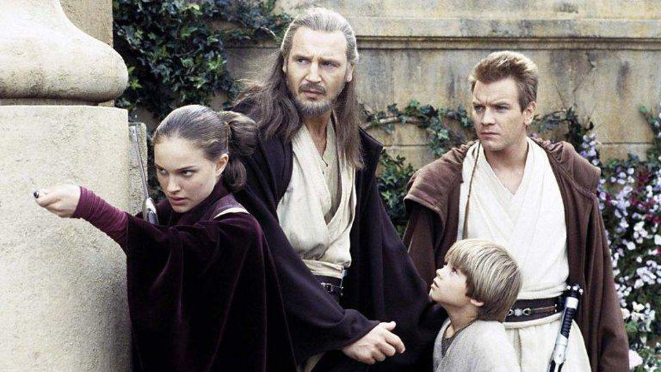 'Star Wars: The Phantom Menace'