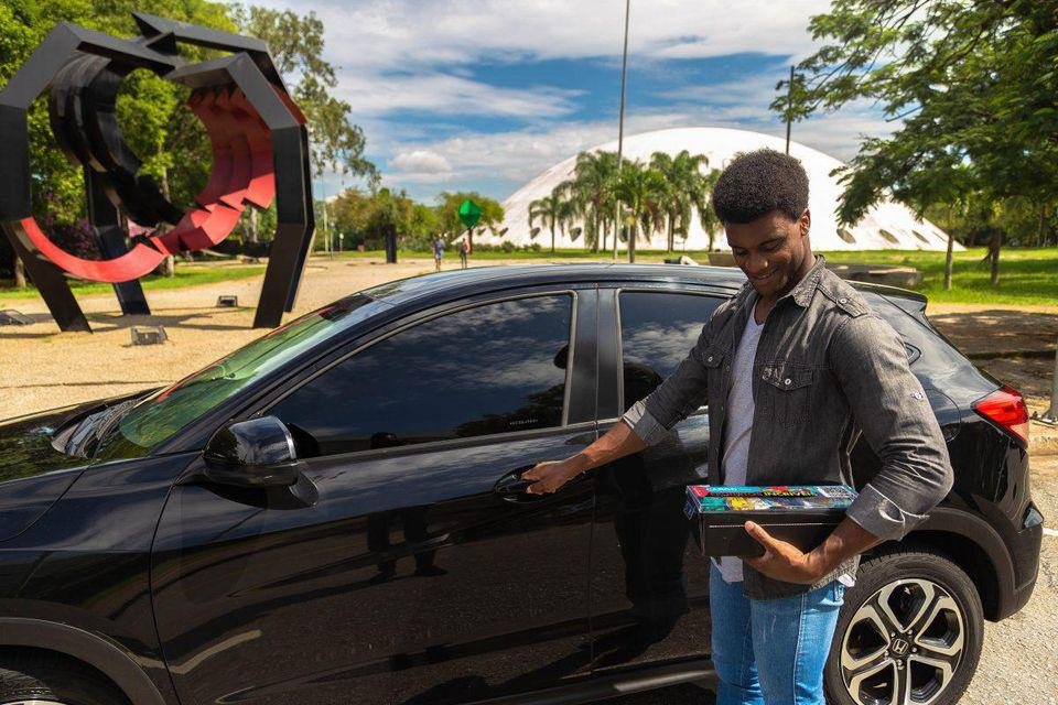 Cargo's box of convenience items for backseat purchase boosts driver earnings, and therefore, contractor retention and growth. It could help Uber take the competition in Latin America, starting with Brazil.