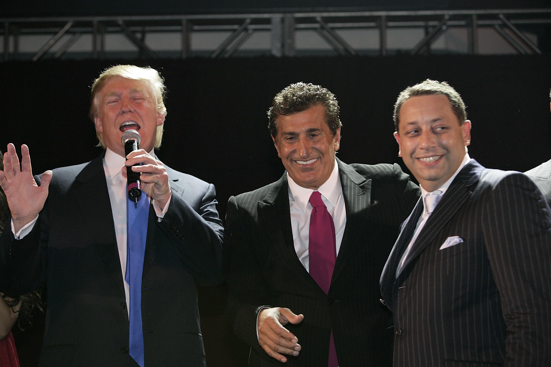 Felix Sater Donald Trump Trump Soho