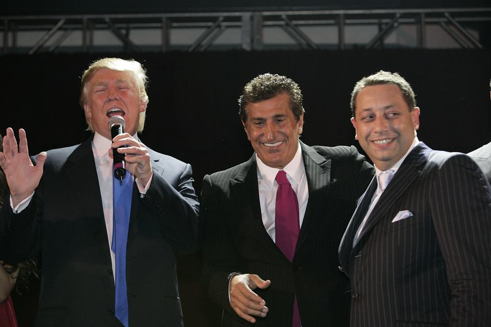 Felix Sater Donald Trump Trump Soho