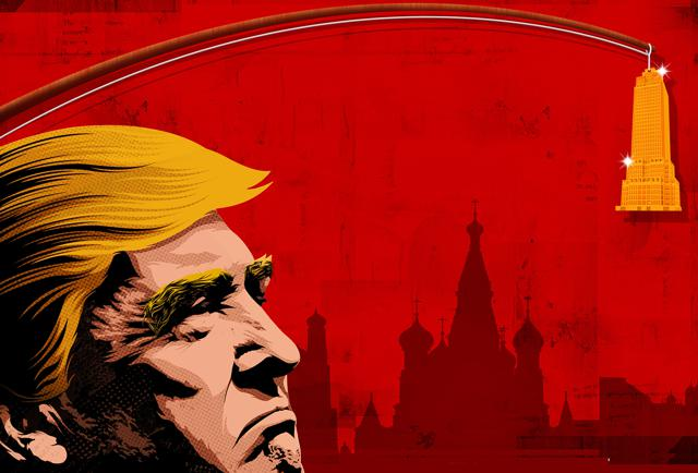 The Truth Behind Trump Tower Moscow: How Trump Risked Everything For A (Relatively) Tiny Deal