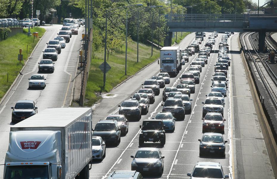 The Party Hits The Road: A Near-Record Number Of Americans Will Travel Over This Long Memorial Day Weekend - The Reports