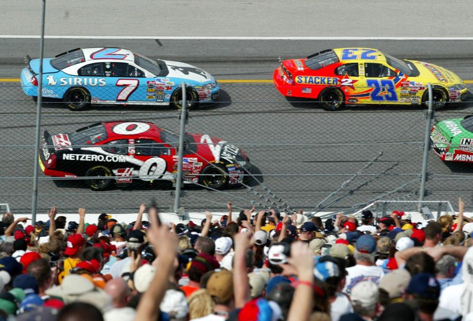 2003 daytona 500