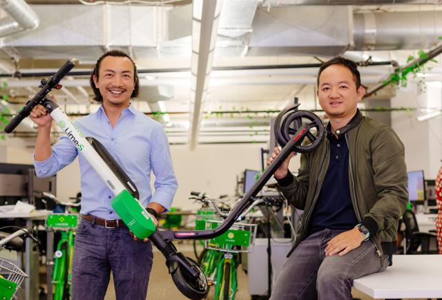 Scooter Startup Lime Swaps Out CEO As Cofounders Change Roles