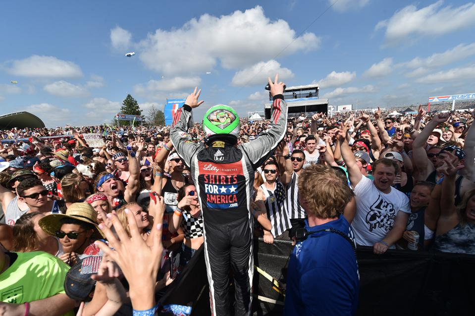 How The Indy 500 Uses Music And Concerts To Create New Race Fans