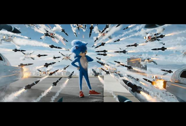 'Sonic: The Hedgehog' Movie Delayed In Order To Fix The Ugliest Hedgehog You've Ever Seen