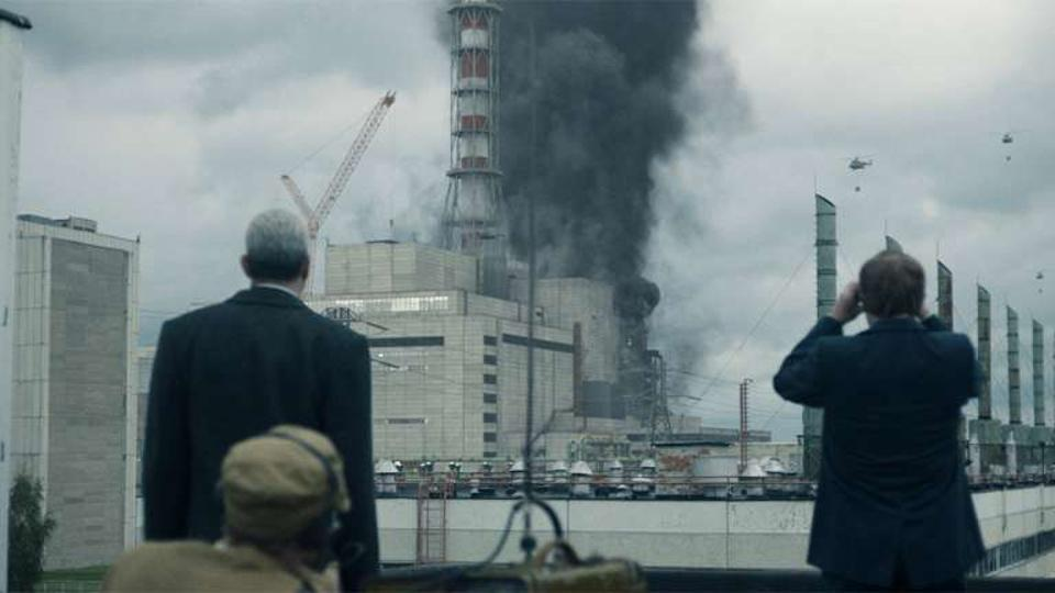 As 'Game Of Thrones' Ends, HBO's 'Chernobyl' Quietly Becomes