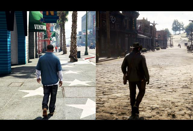 What If Rockstar Just Made A $60 'GTA 5' And 'Red Dead Redemption 2' Story DLC Combo?