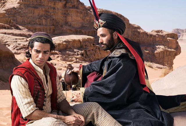 Disney's 'Aladdin' Tops Box Office With Huge $207 Million Worldwide Debut