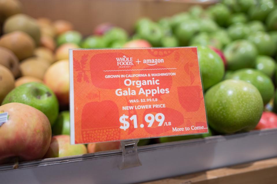 Whole Foods Market Acquisition