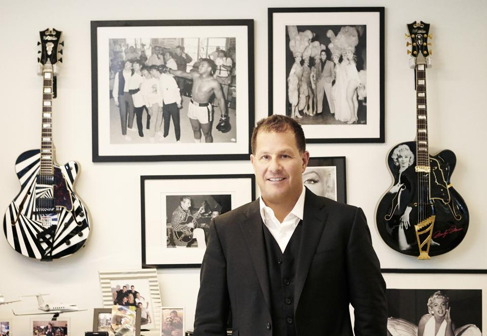 Jamie Salter's ABG has added Sports Illustrated to a vast brand portfolio.
