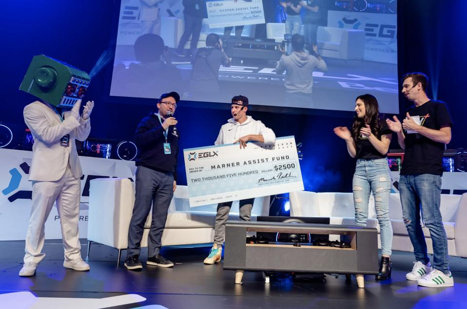 Global Esports Popularity Give Gamer Companies Reason To Be