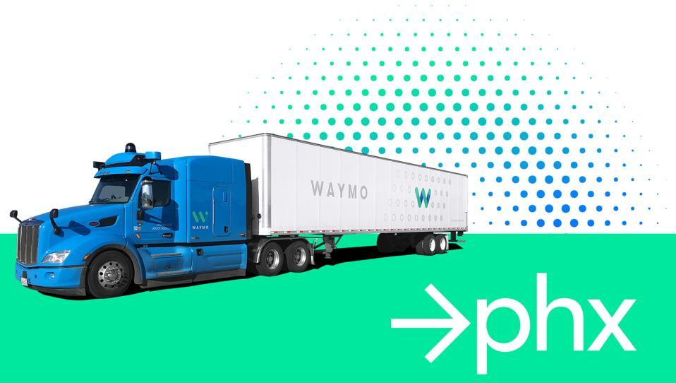 Waymo-truck