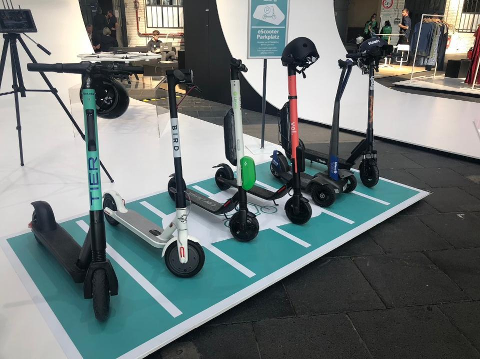 New brand of electric scooters seek to challenge unicorns.