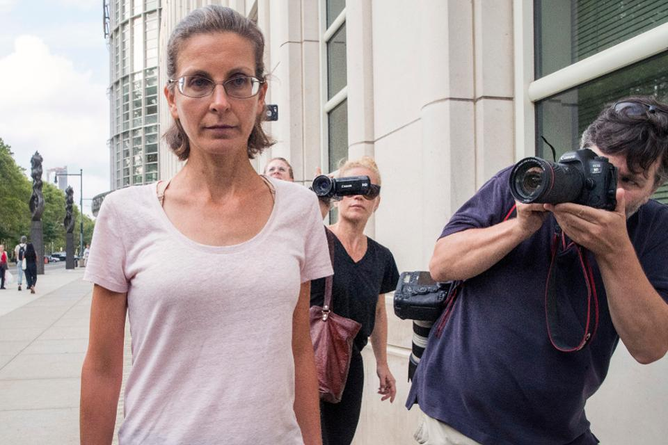 Clare Bronfman, an heiress to the Seagram's liquor fortune, allegedly installed spyware onto her father's computer so Nxivm could monitor him, a witness testified at Raniere's trial this week.