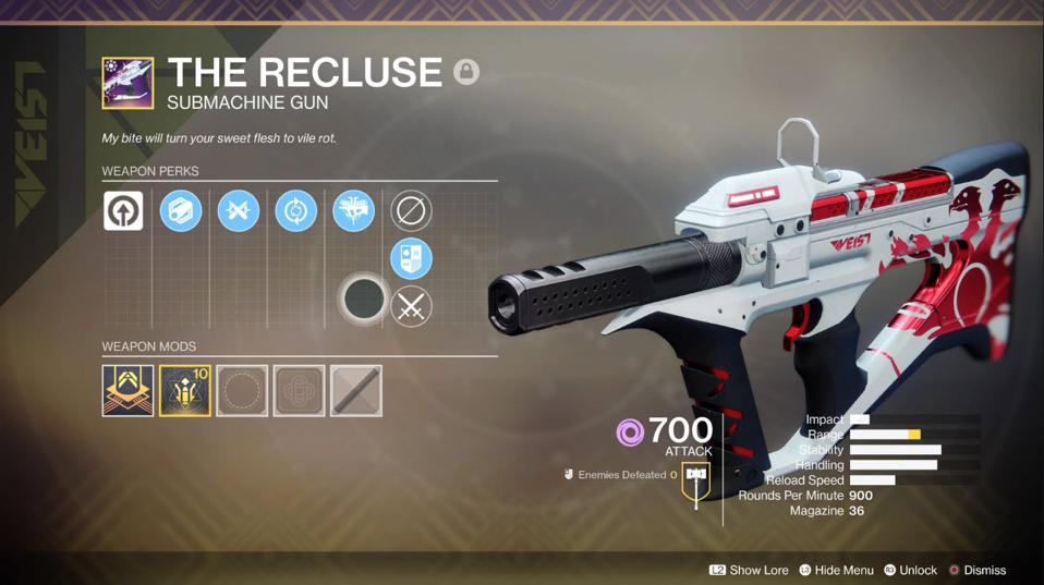 Zero To Recluse In A Day: My 'Destiny 2' Miracle Run