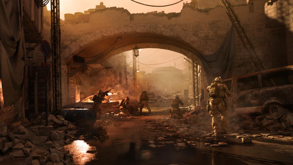 Check Out These Amazing New Call Of Duty Modern Warfare