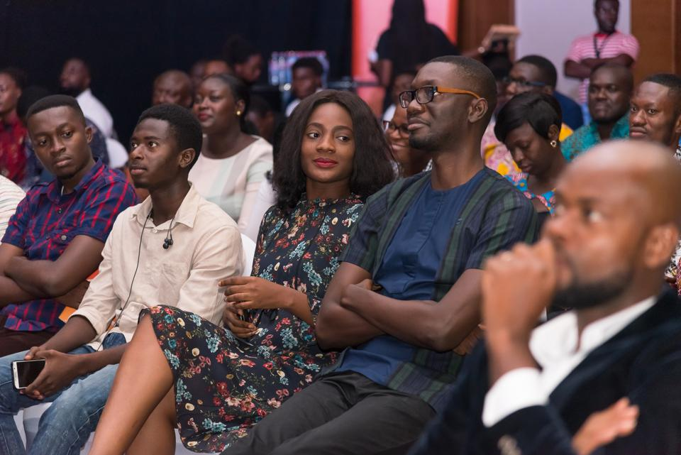 Forbes8 Entrepreneurial Event in Accra, Ghana