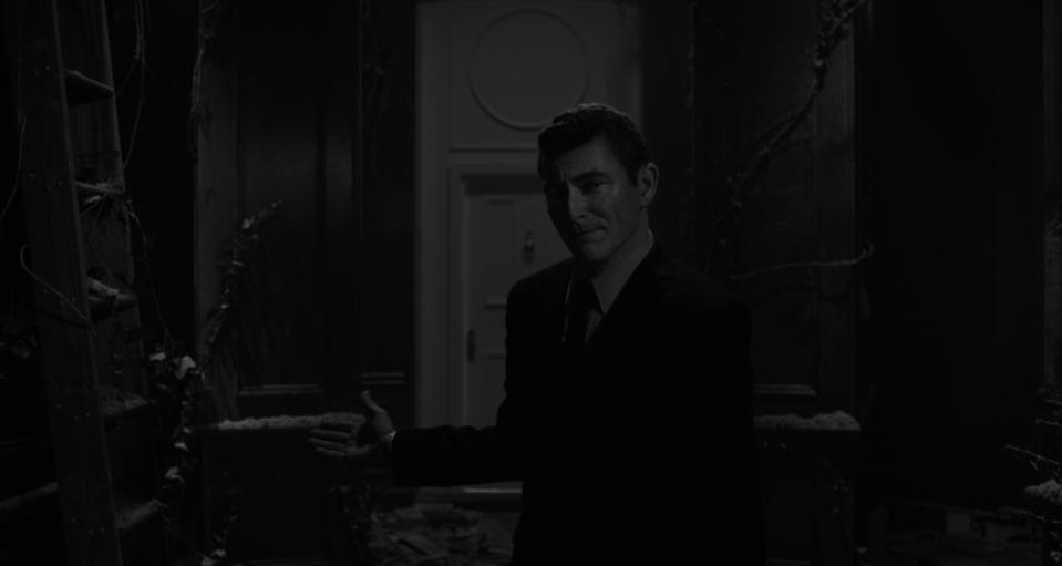 Rod Serling comes back to life