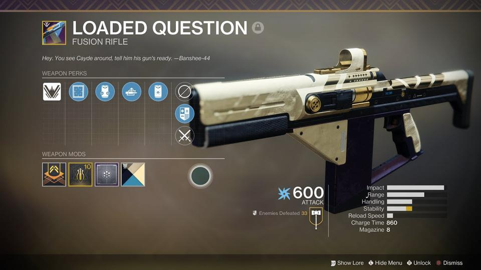 The Five Best Things From Destiny 2's New Season Of Opulence