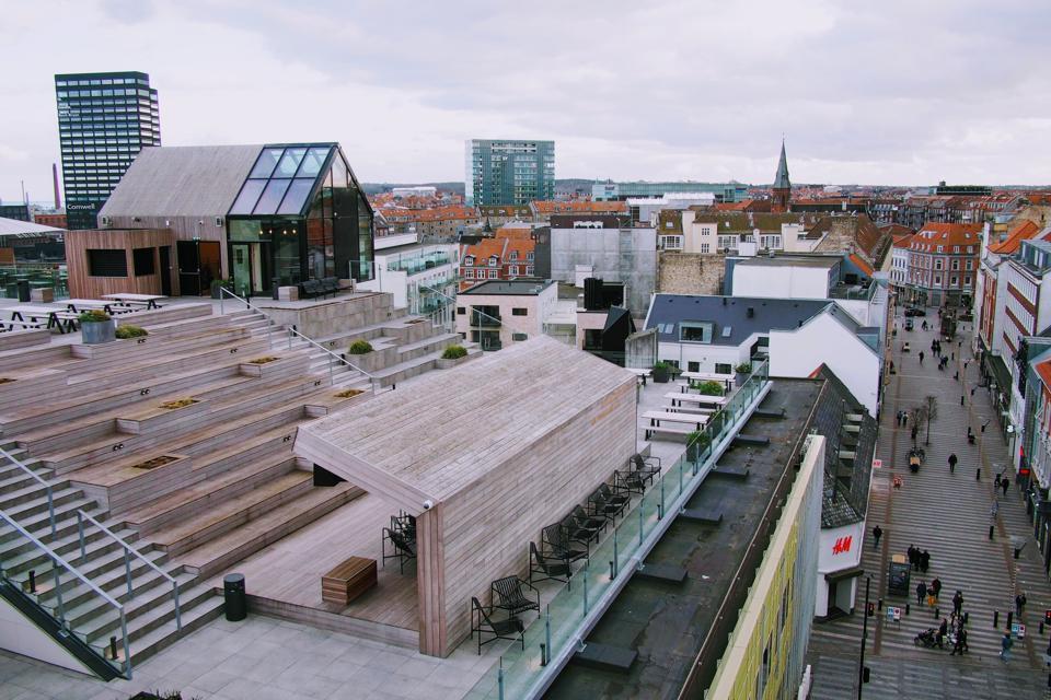 Sallings Rooftop in Aarhus, Denmark