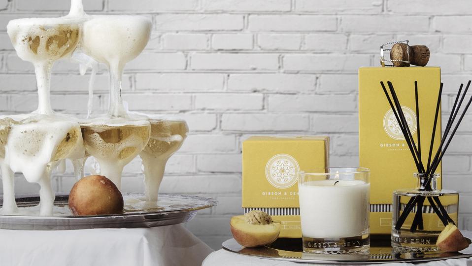 Gibson & Dehn candles