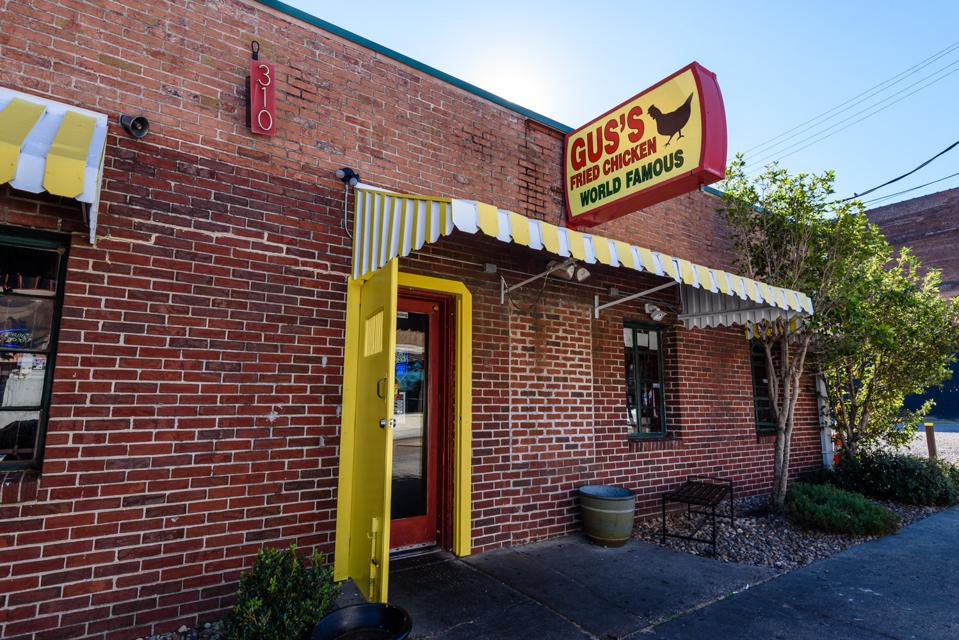 Gus S Fried Chicken Is Franchising Its Way To Growth