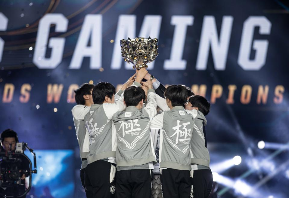 2018 League of Legends World Championship - Finals