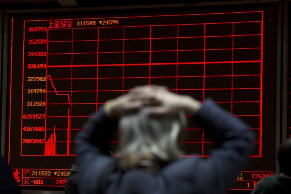 China Economy Jitters