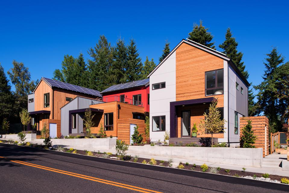 The Grow pocket community is built on Bainbridge Island, WA.