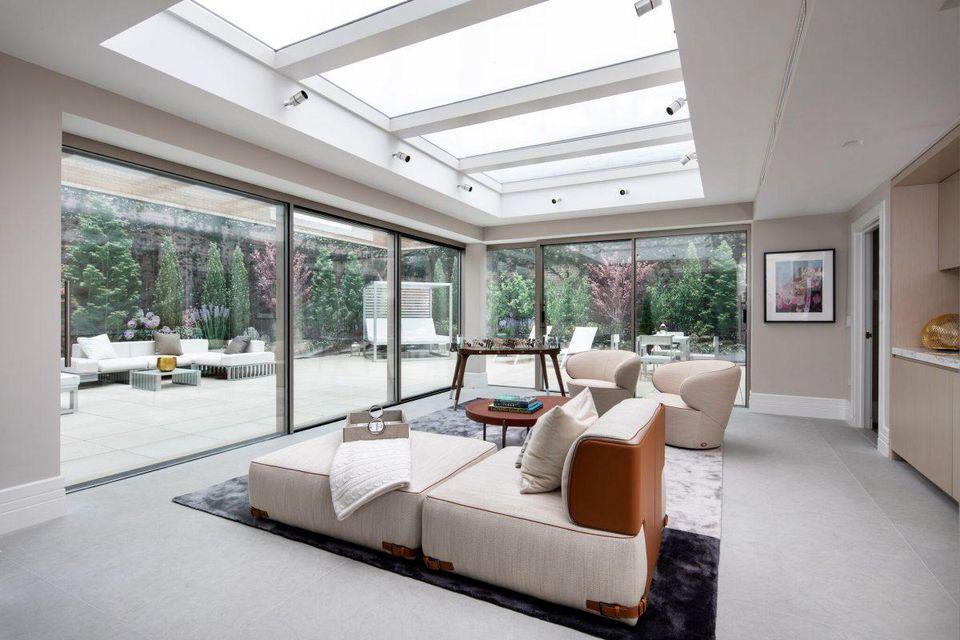 Skylight Upper level