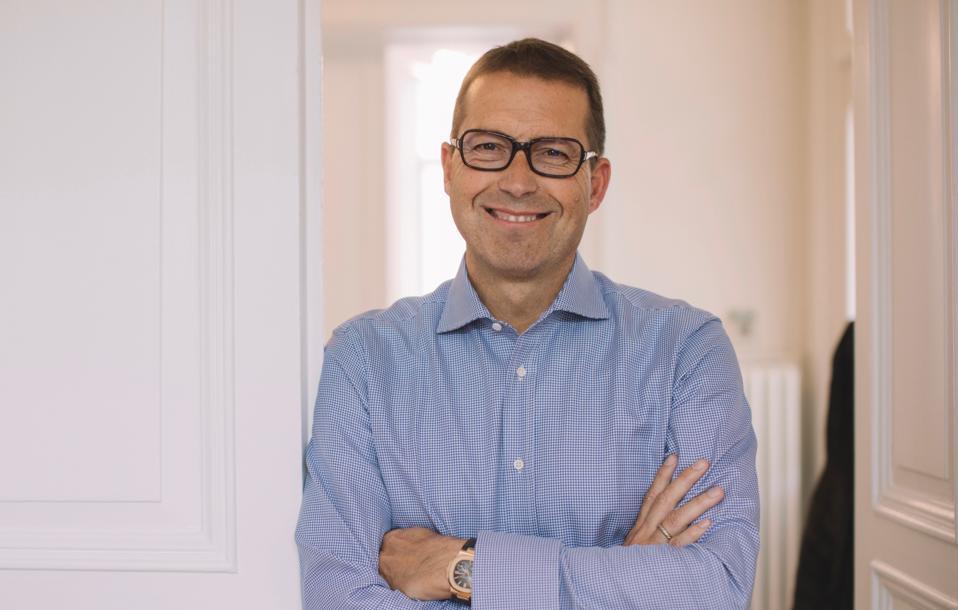 Venture capital partner and Wix chairman Marc Tluszcz.