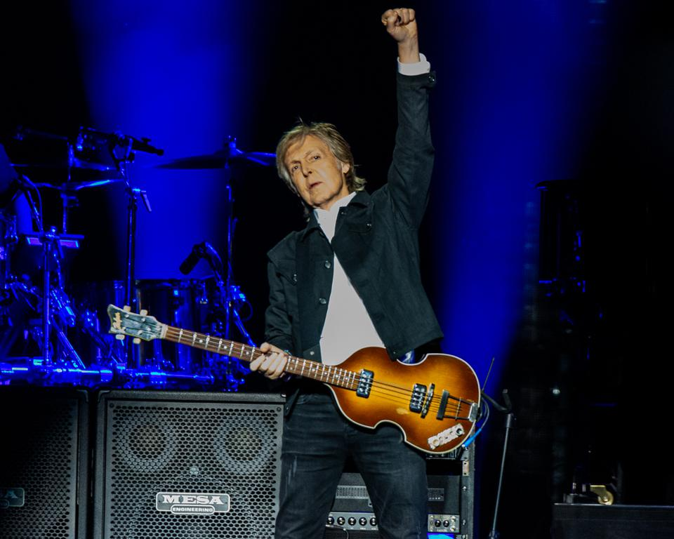 Paul McCartney Revisits The Beatles, Wings And More On Stage