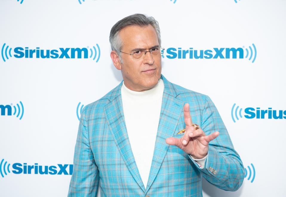 Celebrities Visit SiriusXM - June 5, 2019
