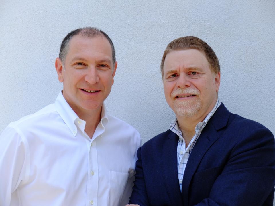 David Diamond (left) and David Weissman (right)