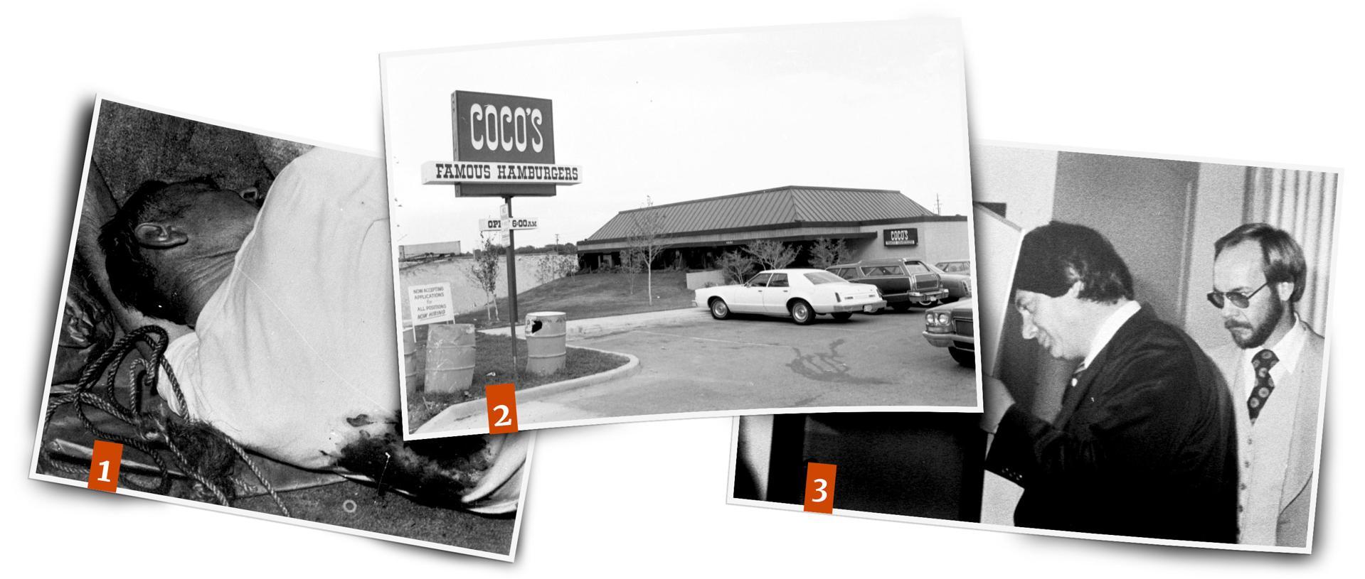 Cullen Davis murder for hire plot photos Fort Worth Star-Telegram Collection, University of Texas at Arlington Libraries