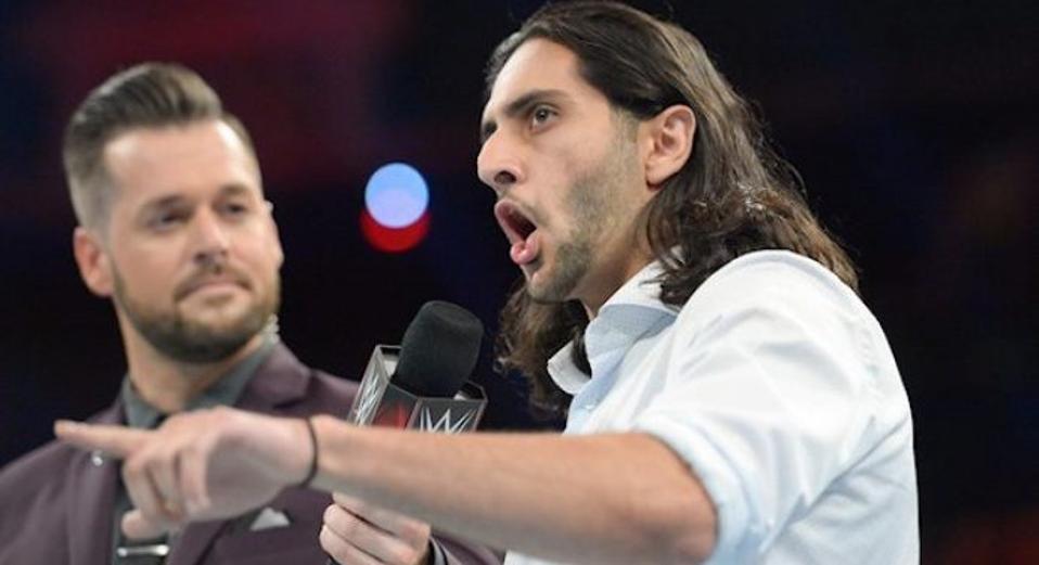 WWE Super ShowDown Saudi Arabia Mansoor Al-Shehail.
