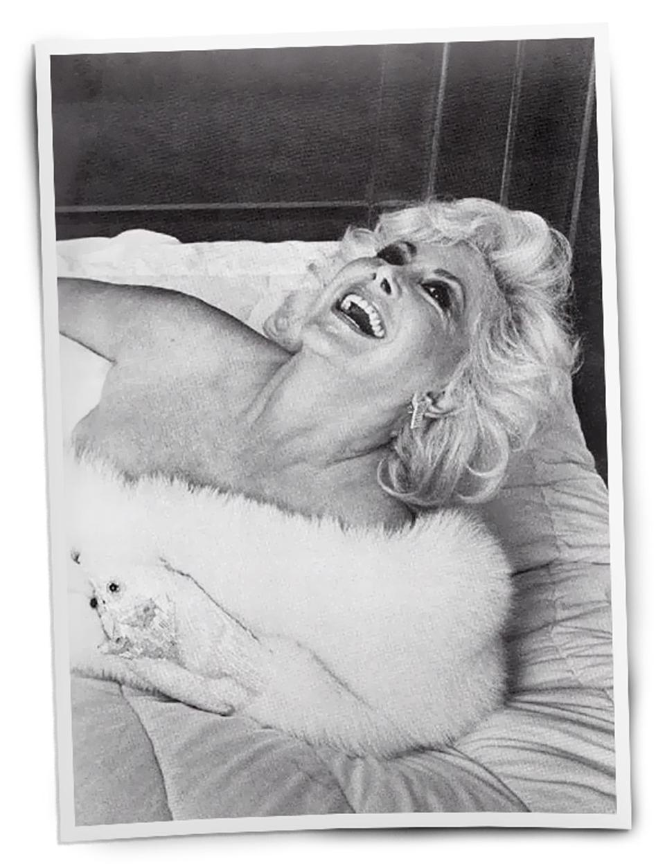 Priscilla Davis 1983
