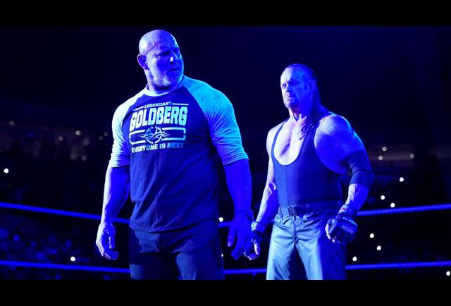 WWE Super ShowDown 2019 Results: News And Notes After Undertaker Beats Goldberg In Trainwreck