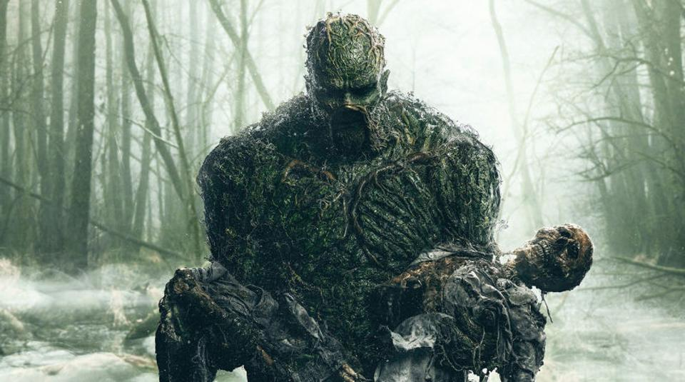 Why On Earth Was DC Universe's Swamp Thing Cancelled After One Episode?