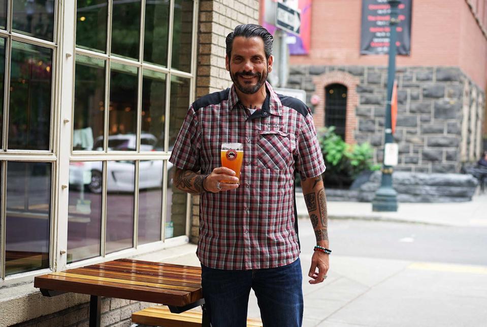 Chris Hudson Deschutes Brewery