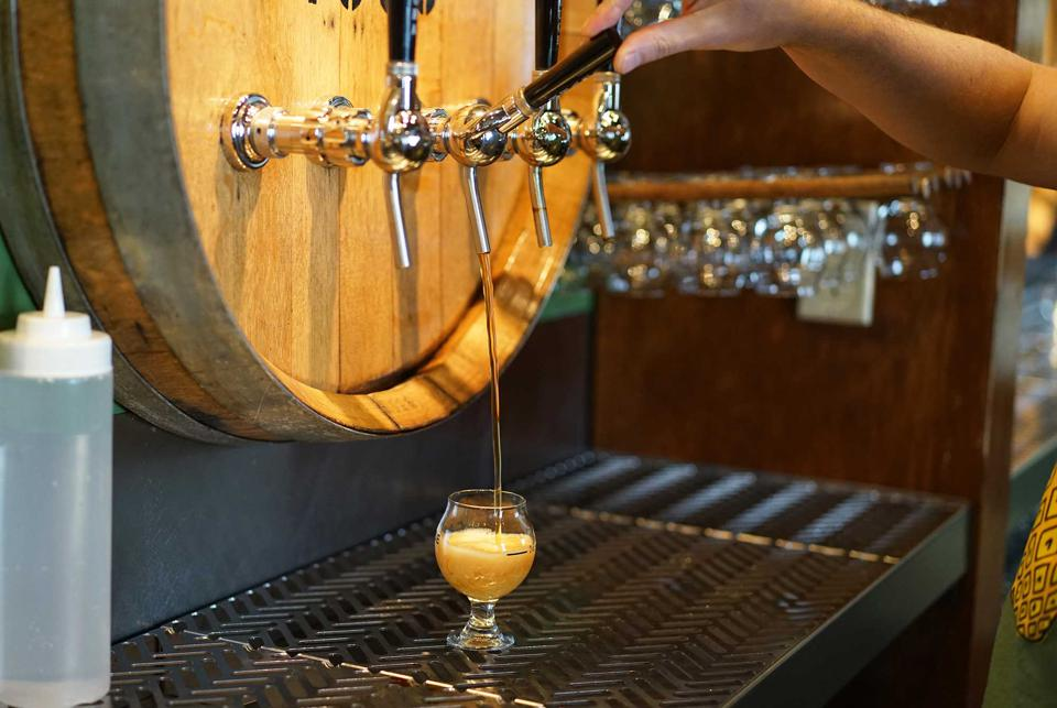 Best Sour Beers 2020 Drinking At Cascade, The Best Sour Beer Brewery In The Country