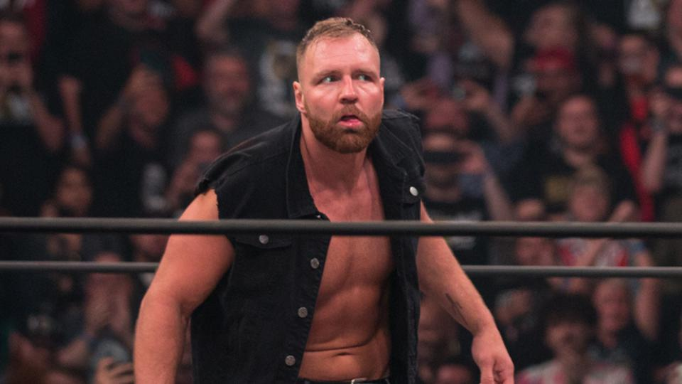 Jon Moxley Dean Ambrose AEW WWE NJPW 2019