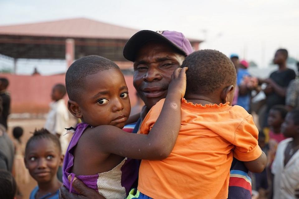 UNICEF helps refugee families displaced by violence in the Democratic Republic of Congo rebuild their lives.