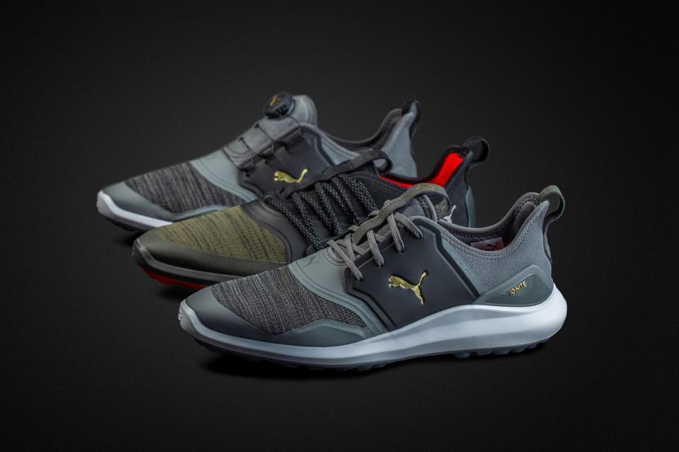 Puma's Ignite golf shoes